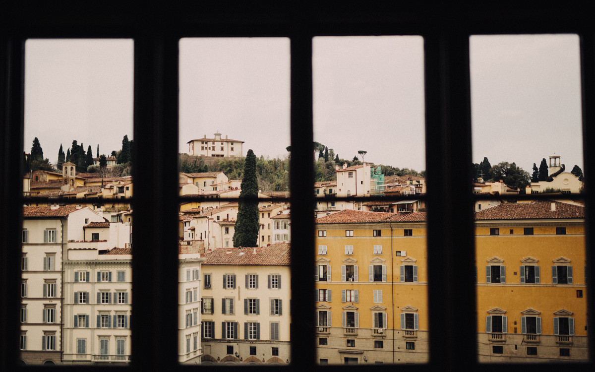 A Spring break in Florence - Feb 2015