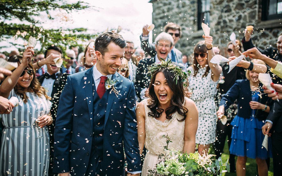 Rustic DIY wedding at Lime Park