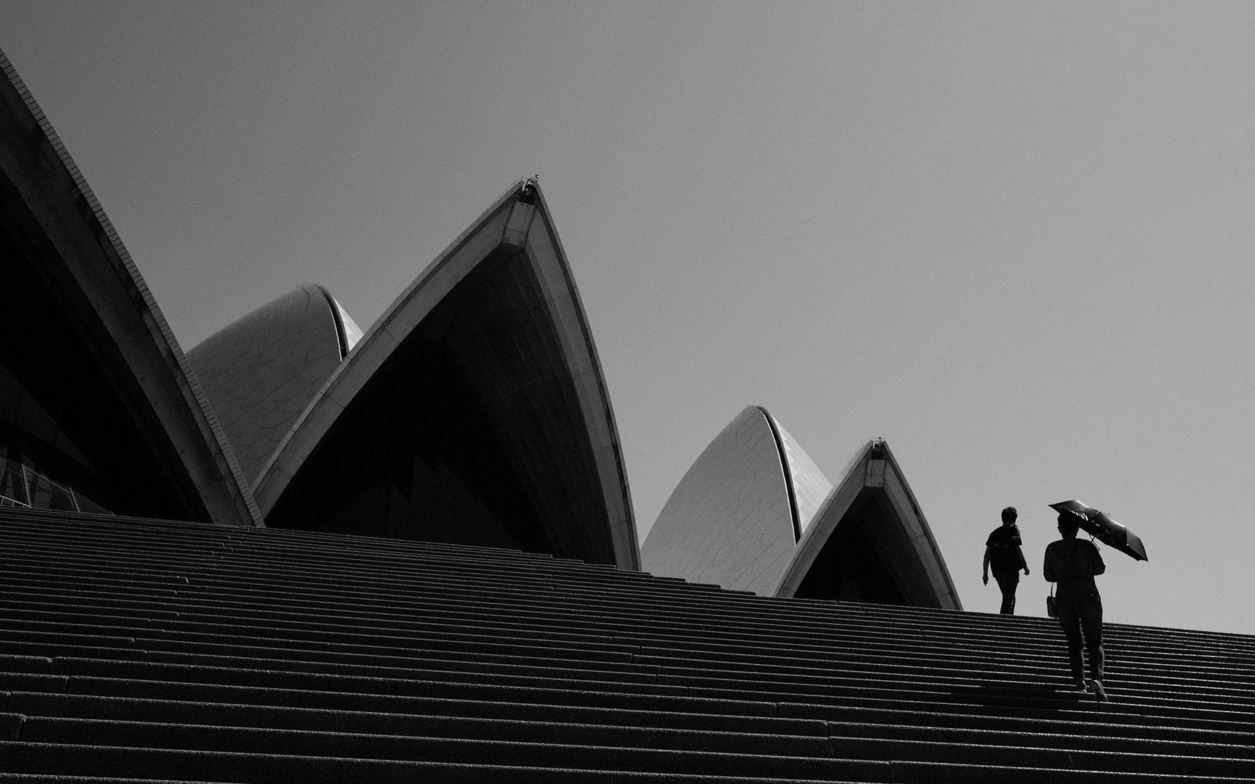 Sydney Opera House figures
