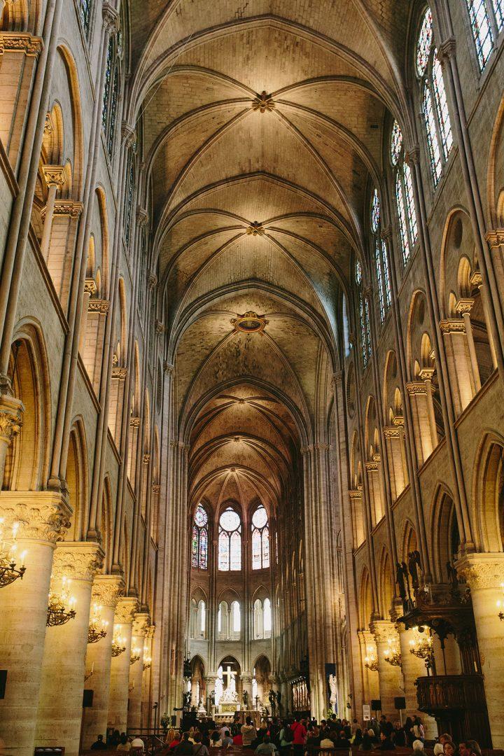 Notre Dame de Paris architecture