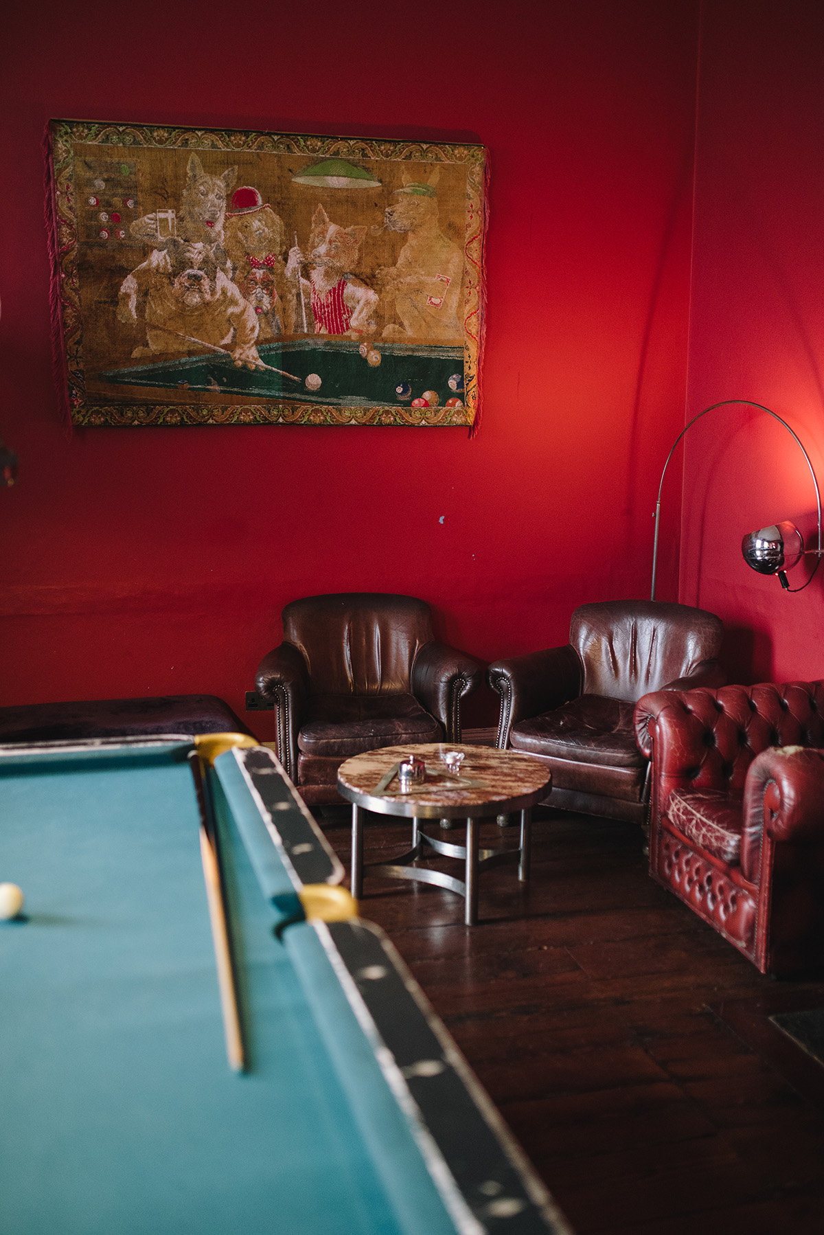 Bellinter House pool table room Wedding Photographer