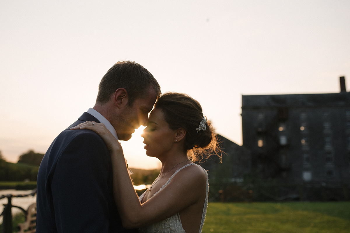 The Millhouse Slane wedding photographer