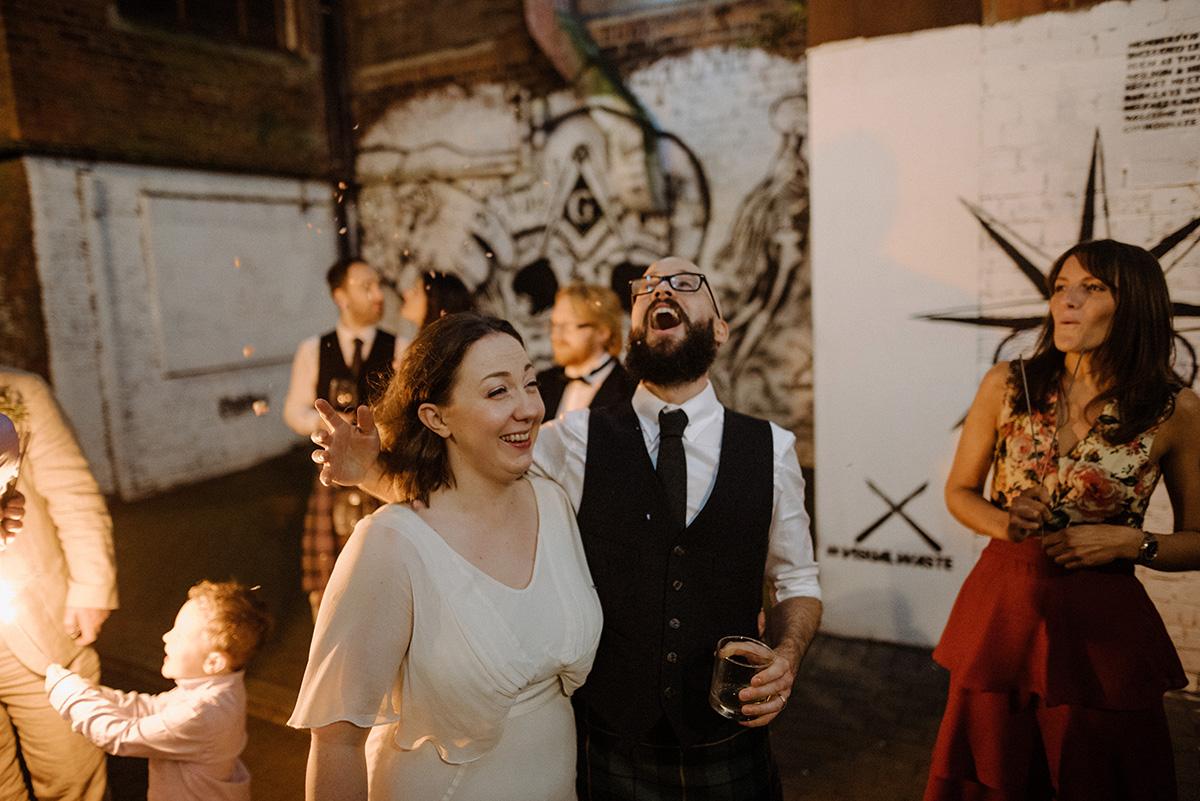 Belfast City Wedding at Muddlers Club 1