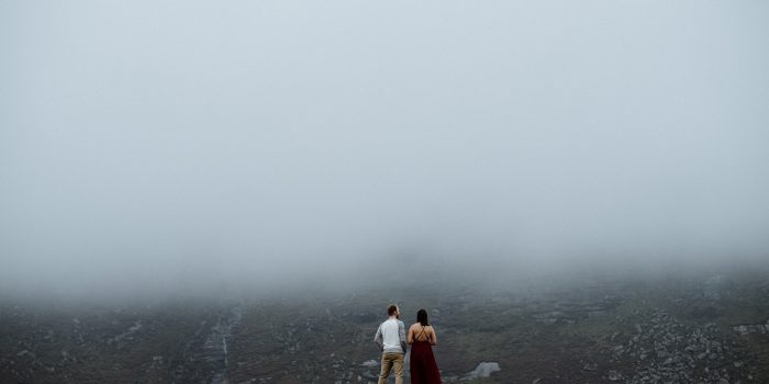 Slieve Binnian Adventure session | Marina + Scott