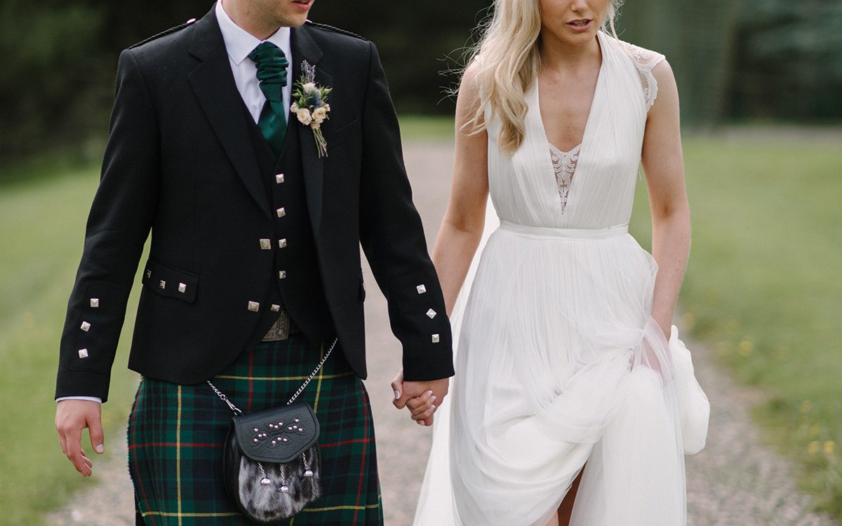 The West Wing, Crom Castle Wedding | Rachel + Michael