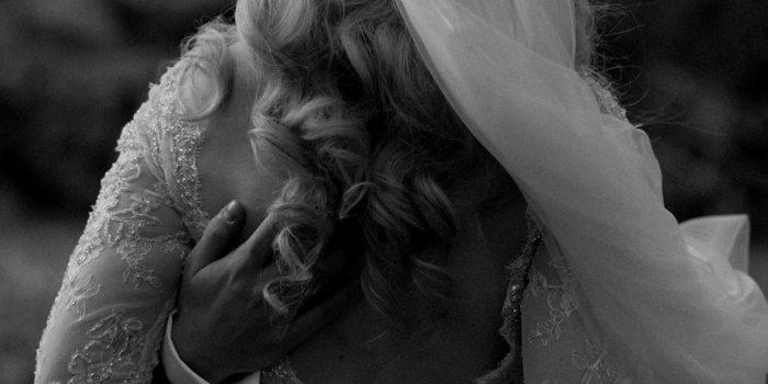 Larchfield Estate Wedding - Claire + Colin's Winter wedding