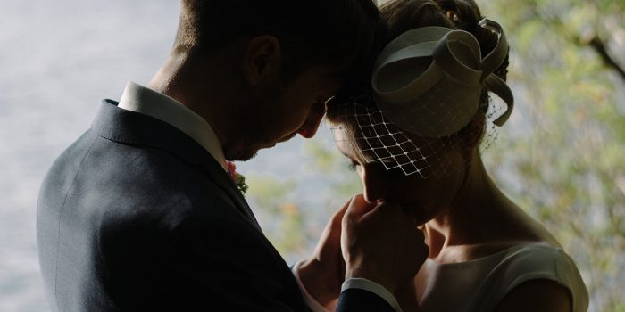 Wedding at Silver Birch House, Glengariff - Renata + Justin
