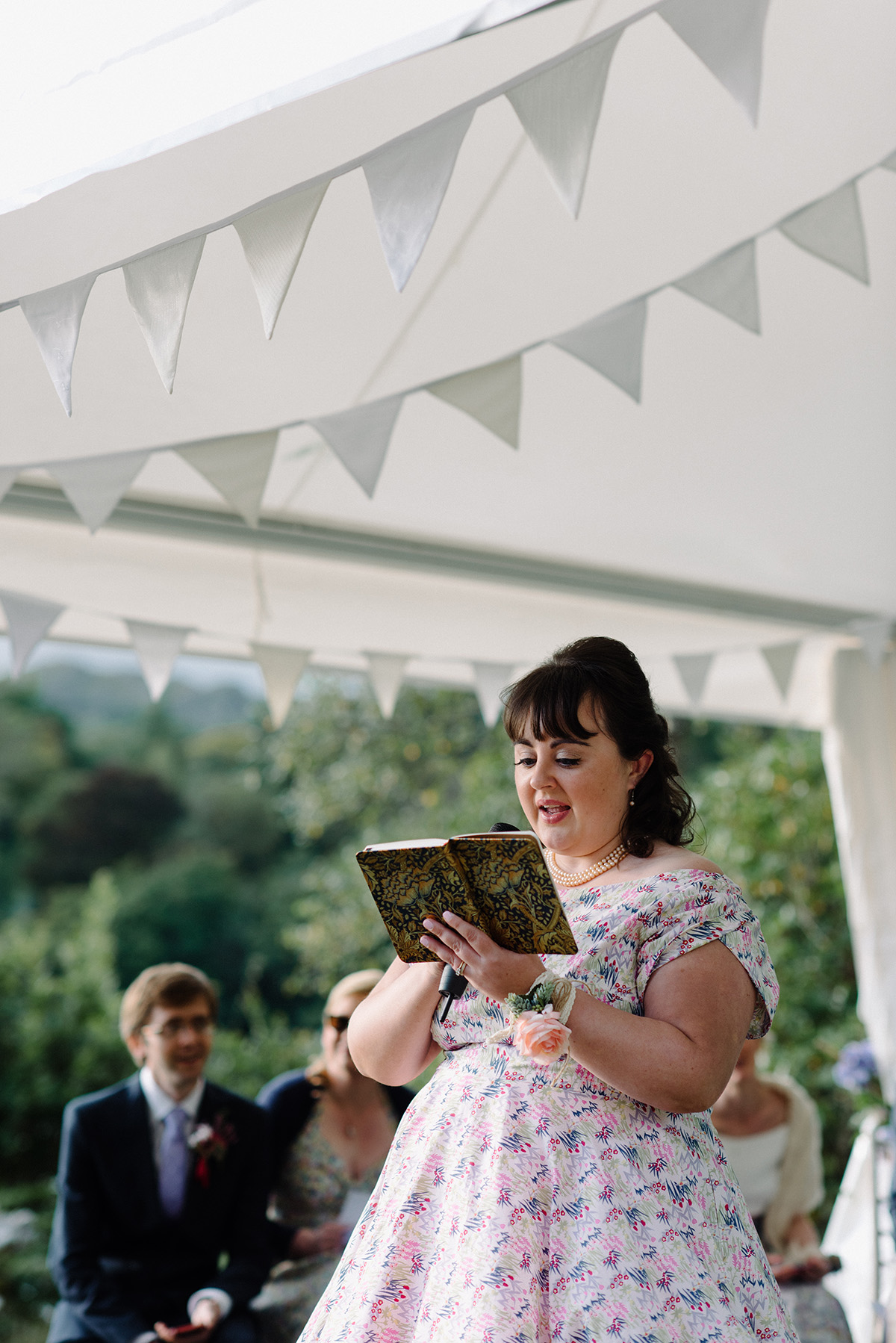 bridesmaid speech wedding ireland cork photographer