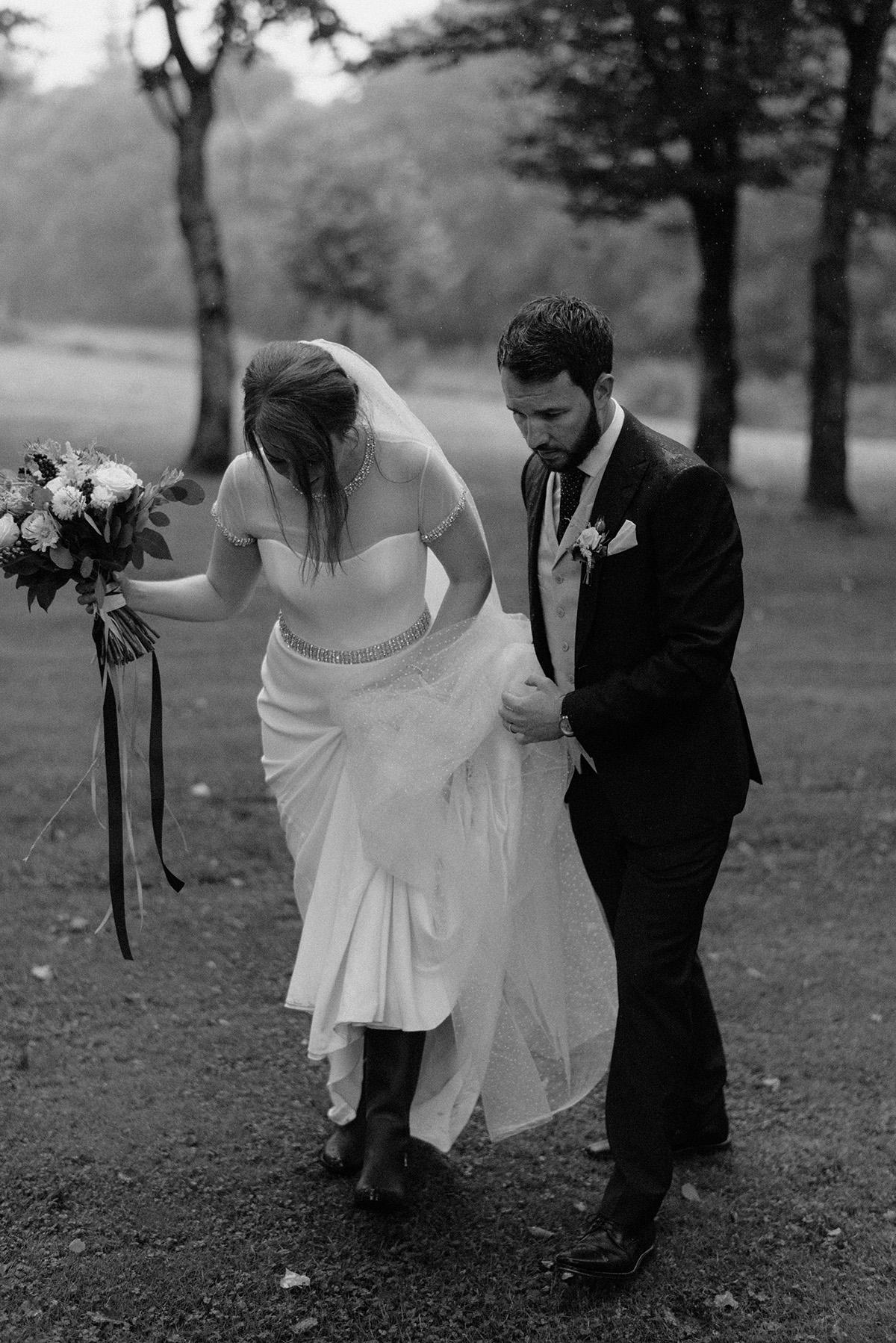 Clonwilliam House Wicklow documentary wedding photographer