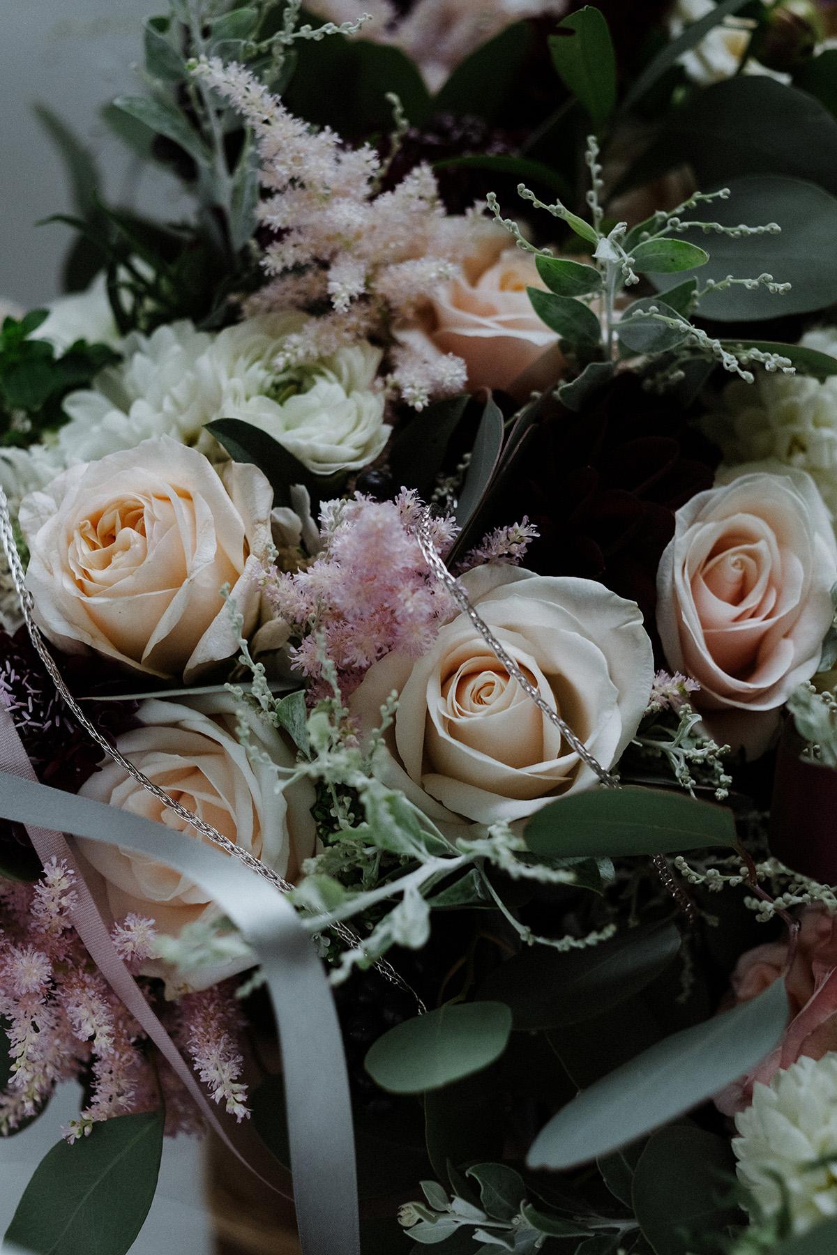 Clonwilliam House Wedding florals
