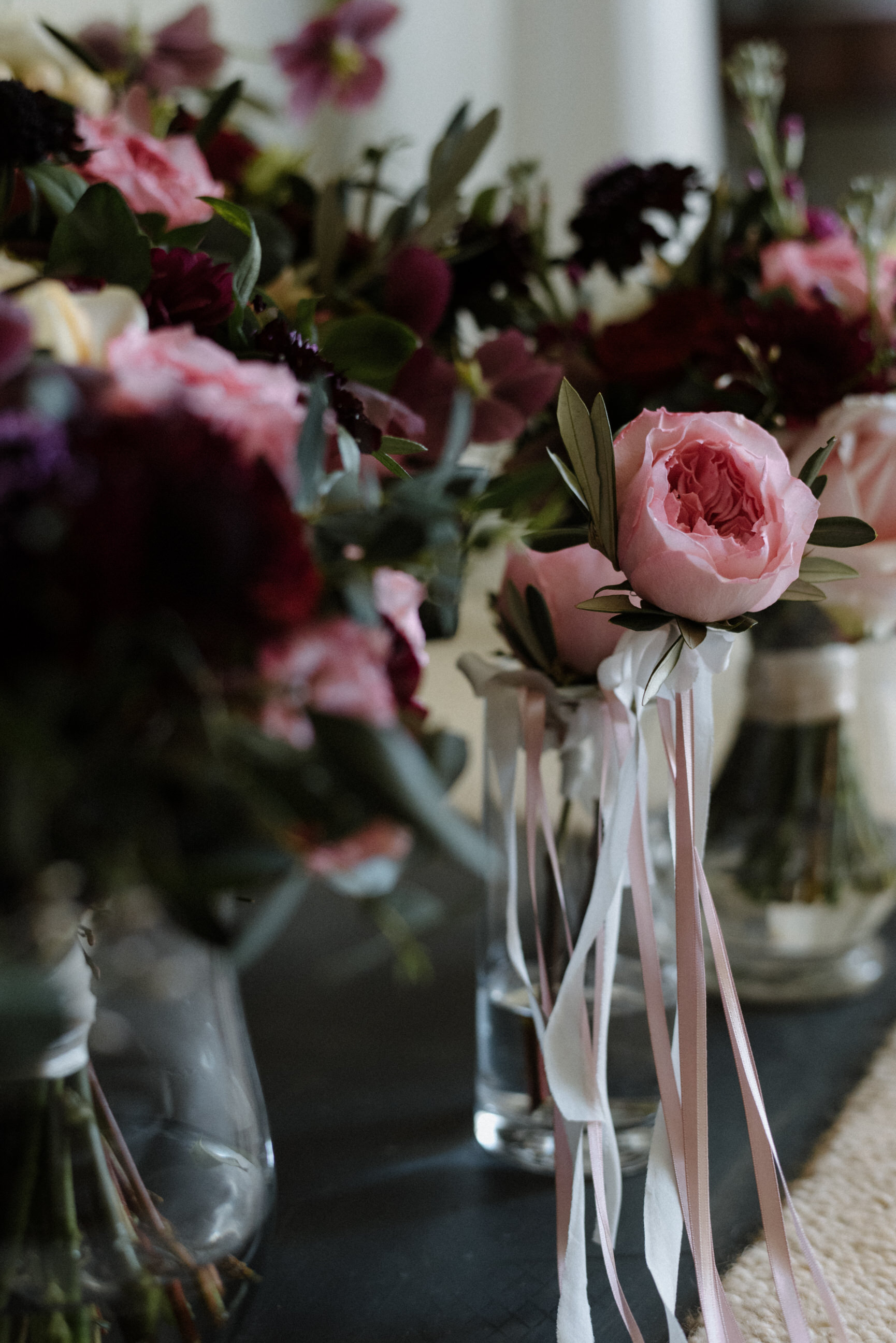 The Rosehip & berry florals drenagh chris copeland photography