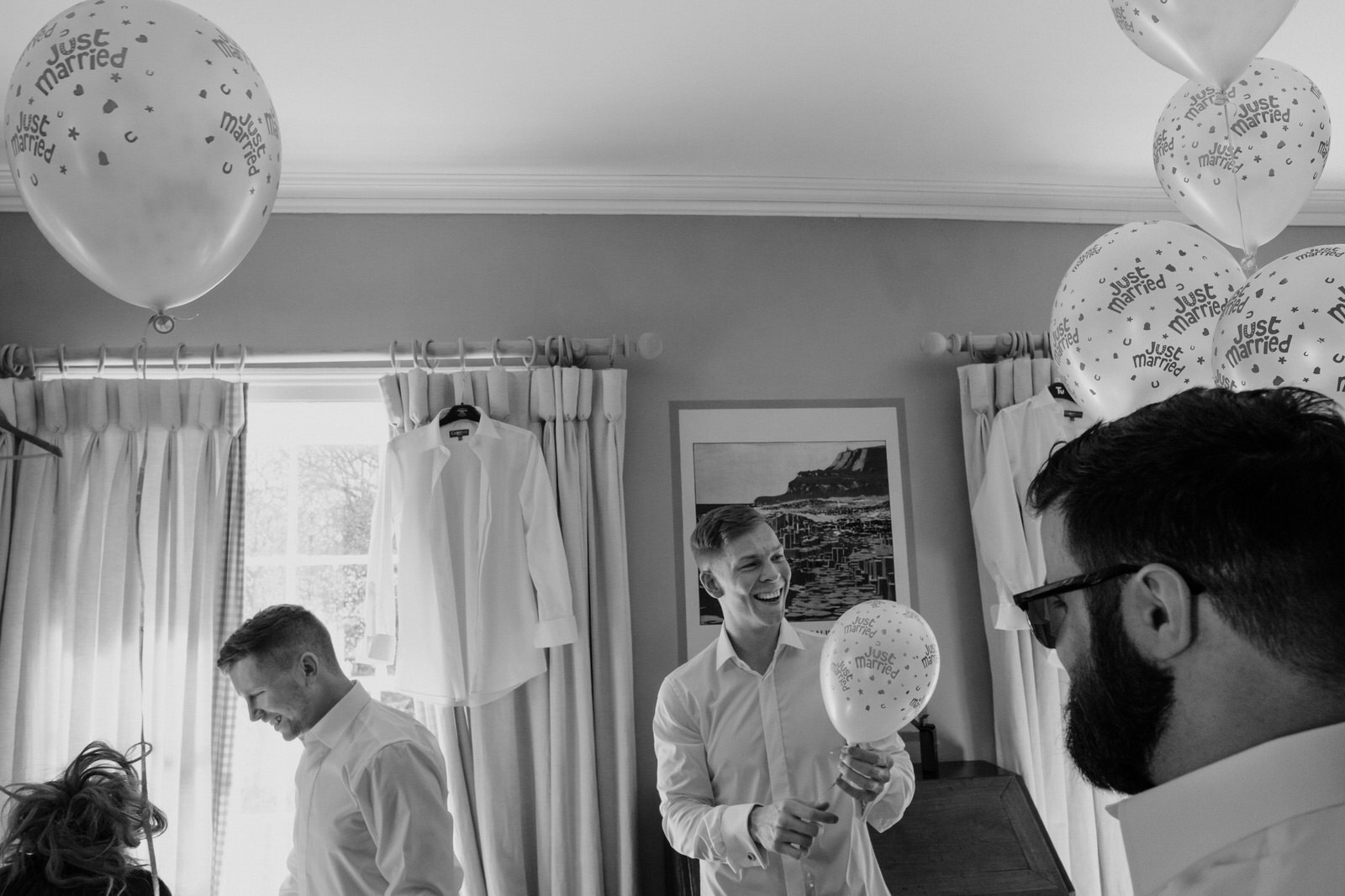 alternative wedding photographer drenagh estate