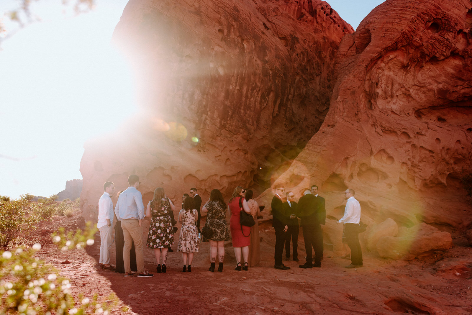 Valley of fire wedding photographer Las Vegas