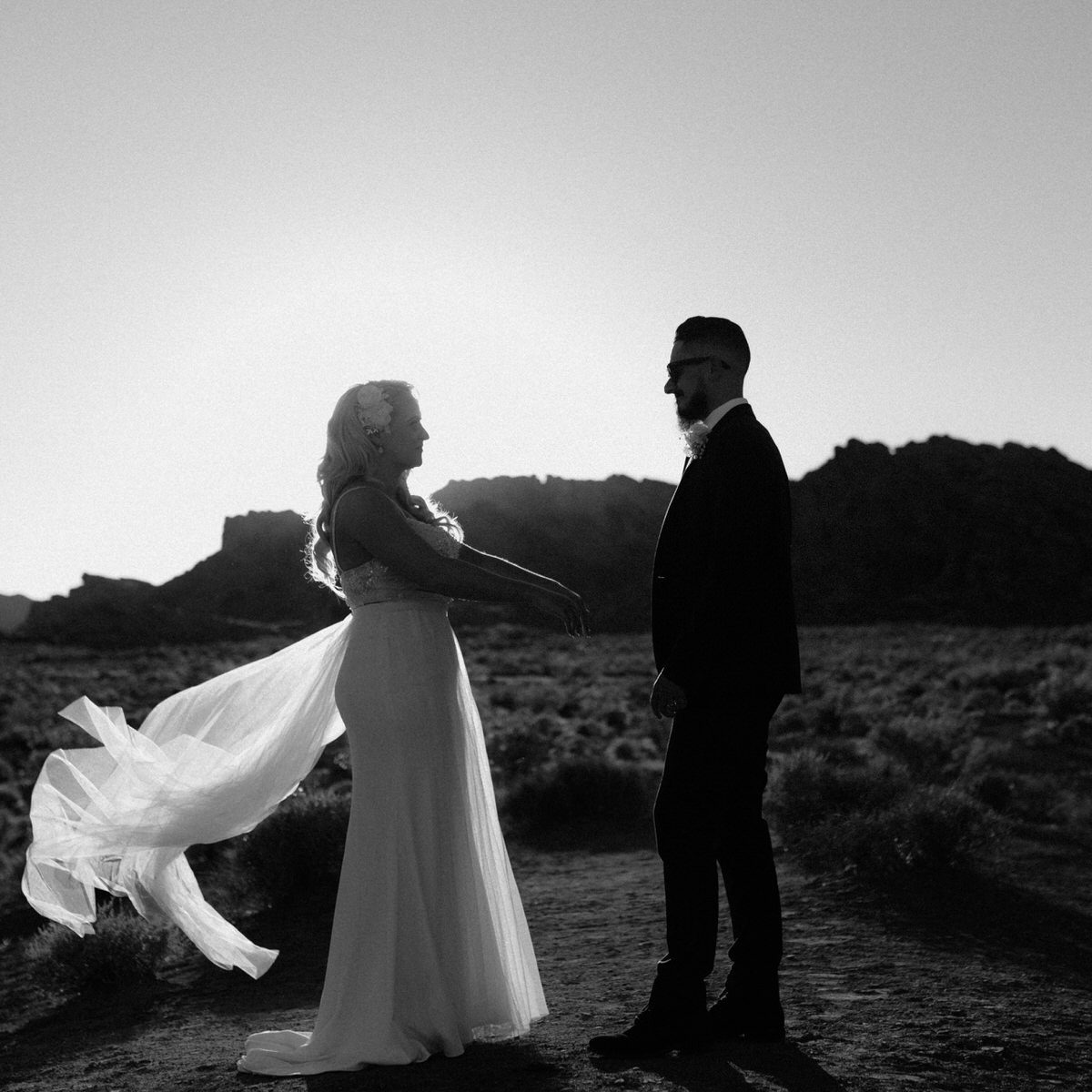 valley of fire wedding photographer Vegas