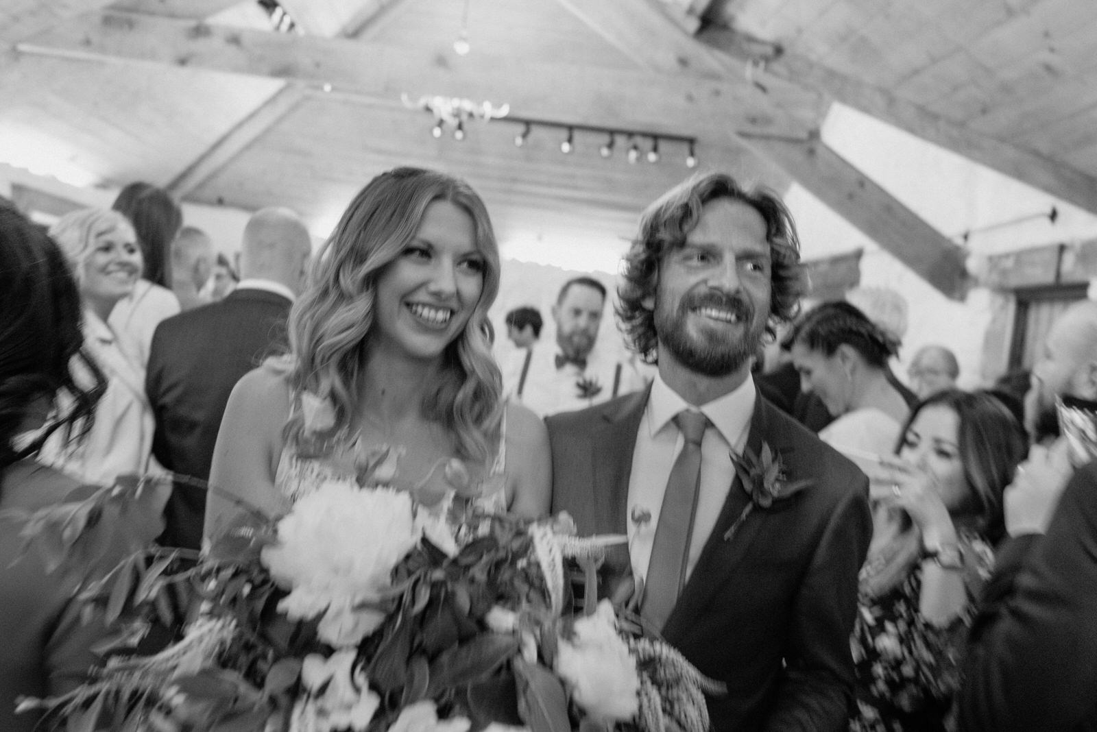 happy smiling newly married couple Lime Park Wedding Photographer