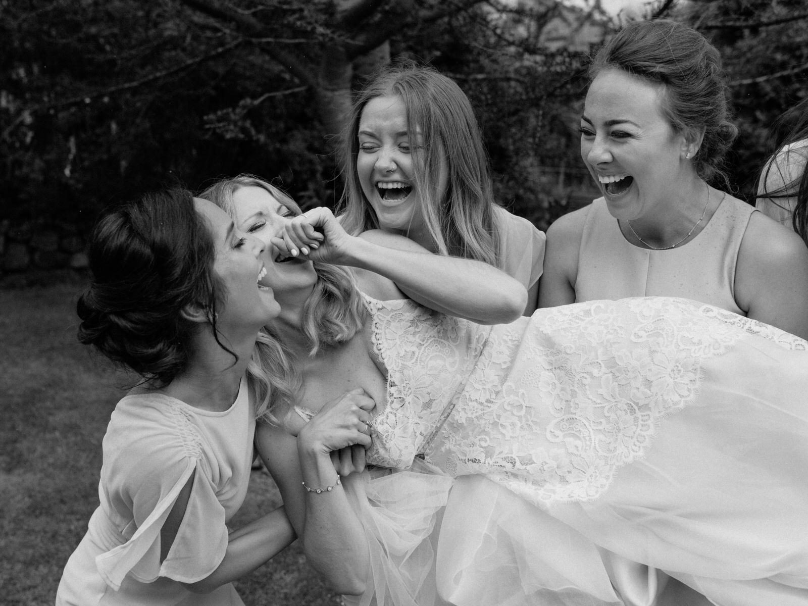 Documentary wedding photographer lime park northern ireland