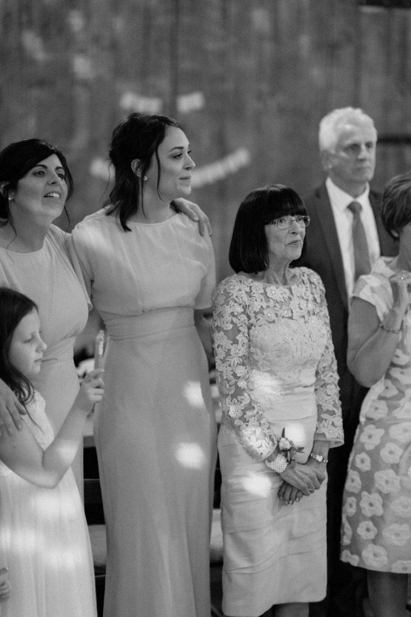 brides mum first dance
