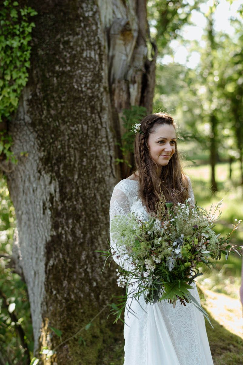 finnebrogue woods wedding photographer