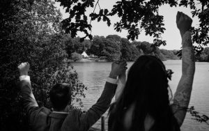 Finnebrogue Woods wedding