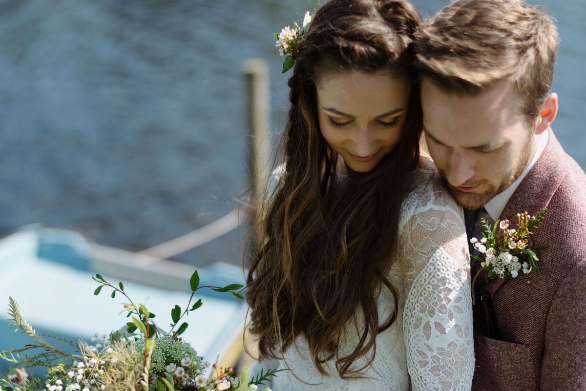 finnebrogue woods wedding photographer