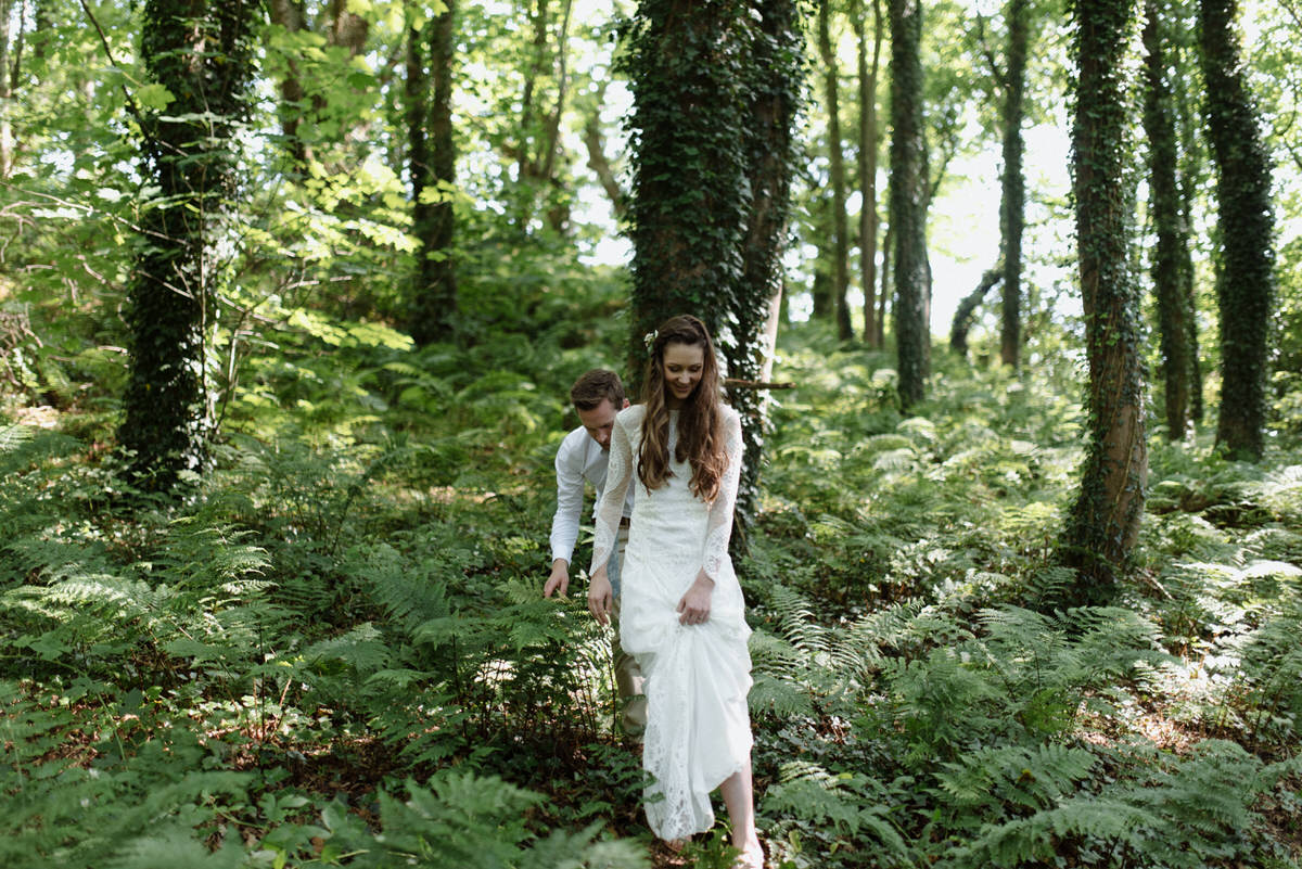 NI wedding photographer chris copeland