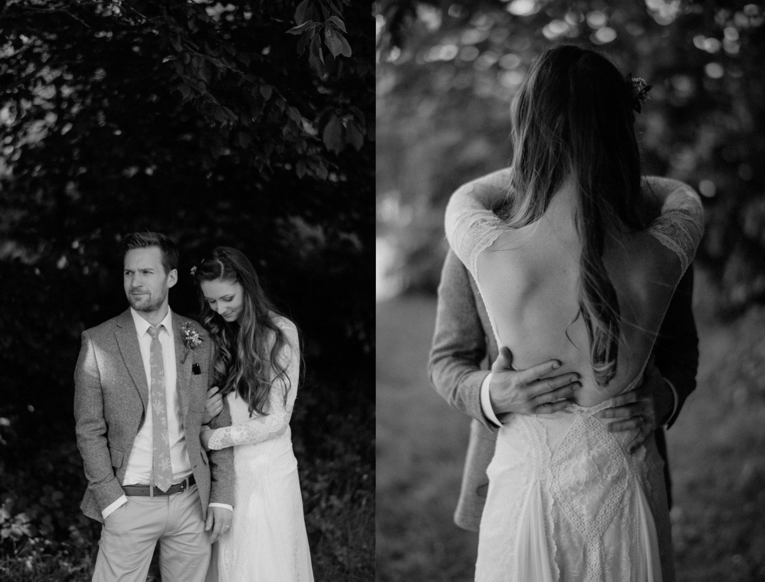 Finnebrogue Woods Wedding chris copeland wedding photographer