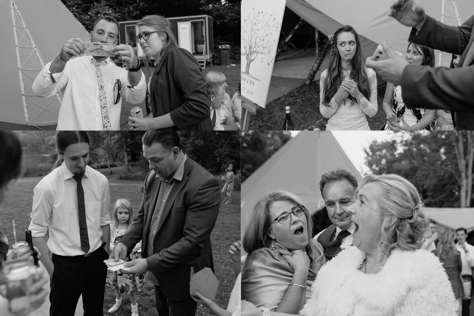 Finnebrogue Woods Wedding magician