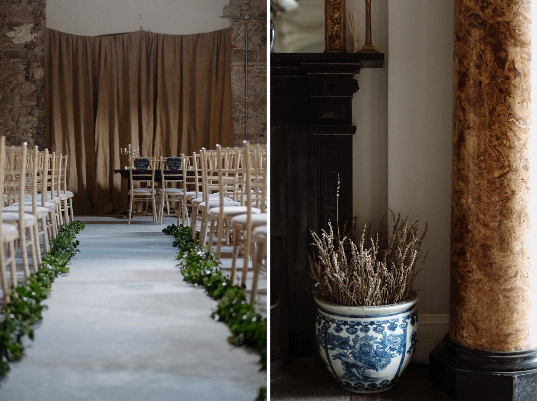 alternative borris house wedding photographer
