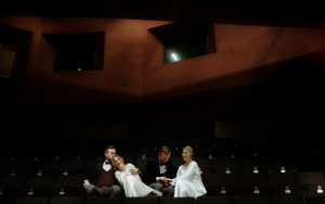 Lyric Theatre Wedding