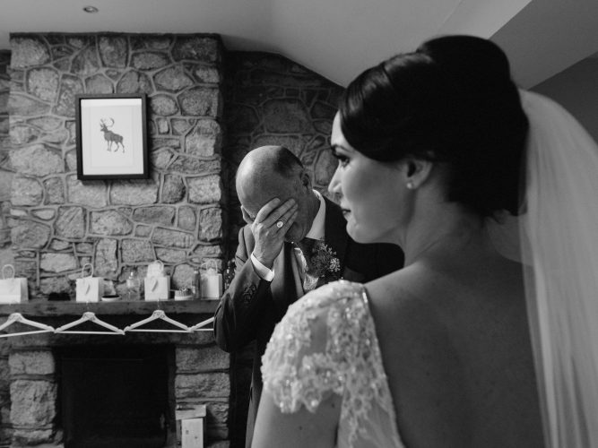Creative Documentary Wedding Photographer Dublin