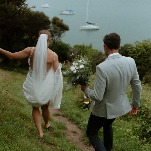 Waiheke Island Wedding - Ashleigh + Mike