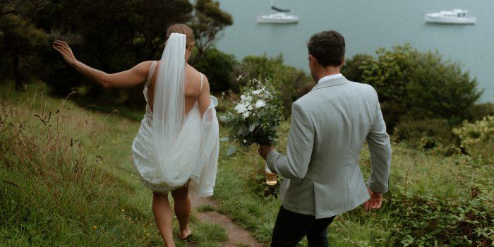 Waiheke Island Wedding - Ashleigh + Mike