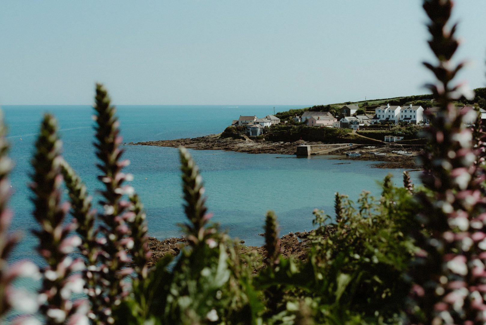 Portscatho village