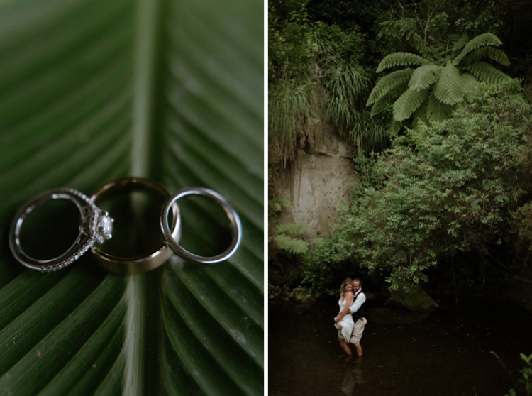 rings and exotic destination details