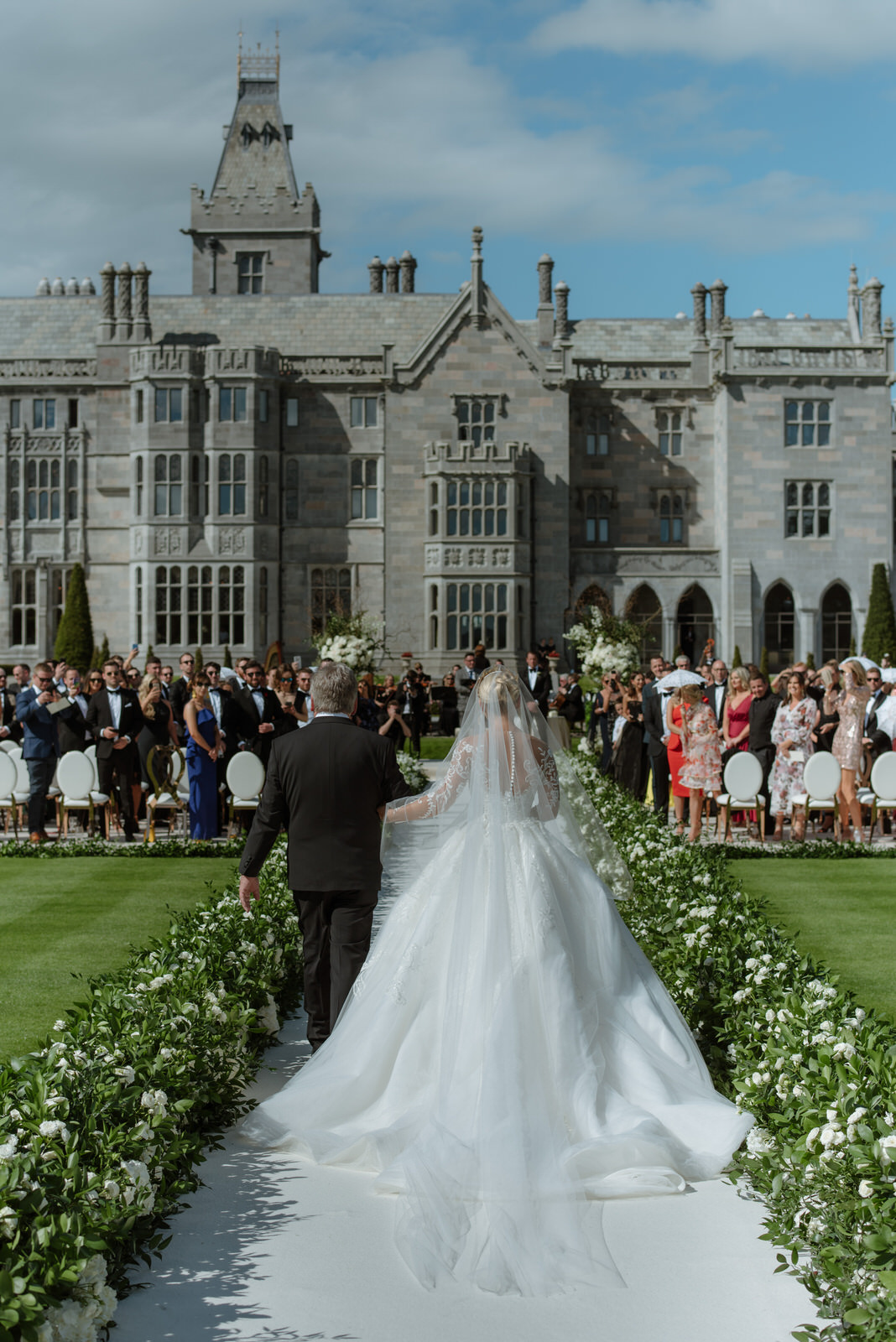 Adare Manor wedding photographer